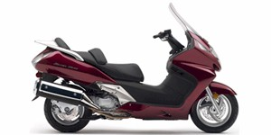 2009 Honda Silver Wing Base
