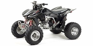2009 Honda TRX 450R (Electric Start)