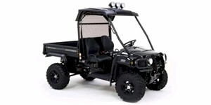 2009 John Deere Special Edition Gator XUV 4x4 620i Midnight Black