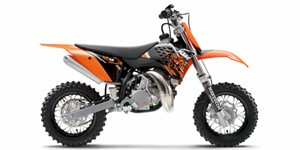 2009 KTM SX 50 Junior