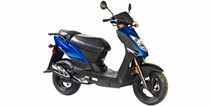 2013 KYMCO Agility 50