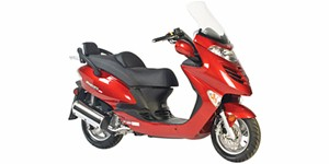 2010 KYMCO Grand Vista 250