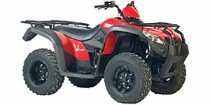 2009 KYMCO MXU 500 4x4