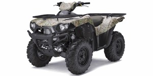 2009 Kawasaki Brute Force 650 4x4i Camo