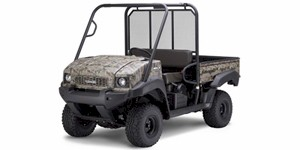 2009 Kawasaki Mule 4010 4x4 Camo