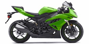 2009 Kawasaki Ninja ZX-6R