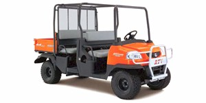 2010 Kubota RTV1140CPX Orange
