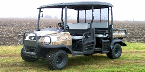 2009 Kubota RTV1140 Realtree  Hardwoods  Camouflage