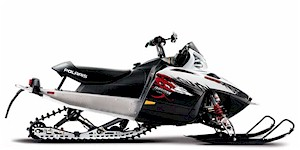 2009 Polaris Dragon SP 600