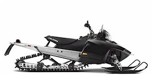 2009 Polaris RMK 600 Shift (155-Inch)