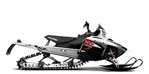 2009 Polaris RMK 800 Dragon (155-Inch)