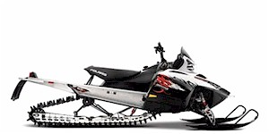 2009 Polaris RMK 800 Dragon (163-Inch)