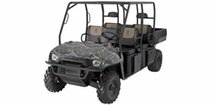 2009 Polaris Ranger Crew LE Browning