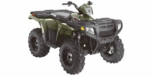 2009 Polaris Sportsman 800 EFI