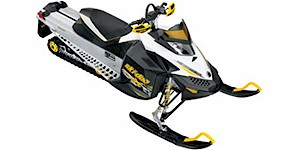 2009 Ski-Doo MX Z Renegade X 600 H.O. E-TEC