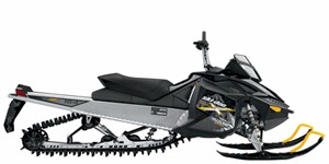 2009 Ski-Doo Summit HillClimb Edition 154 800R Power T.E.K.