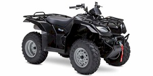 2009 Suzuki KingQuad 400 AS Anniversary Edition