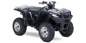 2009 Suzuki KingQuad 450 AXi 4X4 Limited
