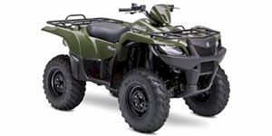2009 Suzuki KingQuad 450 AXi 4X4