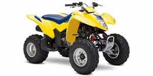 2009 Suzuki QuadSport Z250