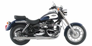2009 Triumph America Base