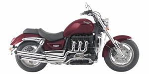 2009 Triumph Rocket III Base