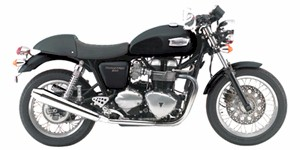 2009 Triumph Thruxton 900