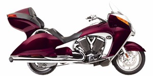 2009 Victory Vision Tour Comfort
