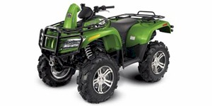 2010 Arctic Cat 700 H1 EFI MudPro 4x4