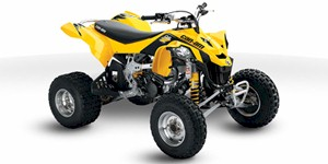 2012 Can-Am DS 450 EFI