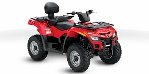 2010 Can-Am Outlander MAX 400 EFI