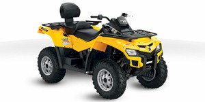 2010 Can-Am Outlander MAX 500 EFI