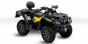 2010 Can-Am Outlander MAX 800R EFI XT-P