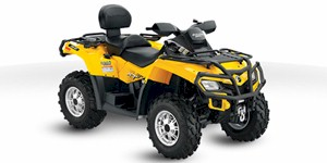 2010 Can-Am Outlander MAX 800R EFI XT