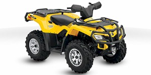 2011 Can-Am Outlander 400 EFI XT