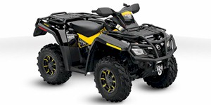 2010 Can-Am Outlander 500 EFI XT-P