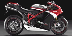2010 Ducati 1198 R Corse