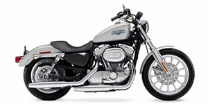 2010 Harley-Davidson Sportster 883 Low
