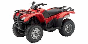 2010 Honda FourTrax Rancher 4X4 With Power Steering