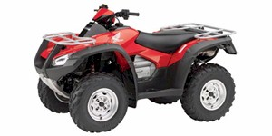 2010 Honda FourTrax Rincon Base