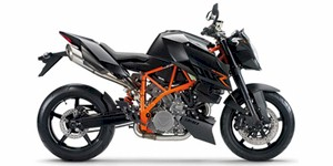 2010 KTM Super Duke 990 R