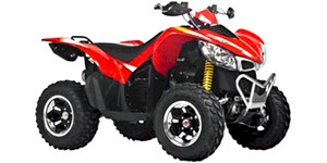 2012 KYMCO Maxxer 375 IRS 4x4