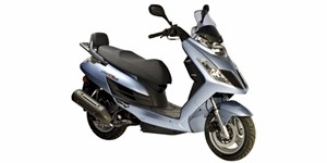 2010 KYMCO Yager GT 200i