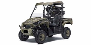 2010 Kawasaki Teryx 750 FI 4x4 LE Camo