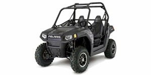 2010 Polaris Ranger RZR 800 Stealth Black LE