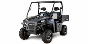 2010 Polaris Ranger 800 XP Ocean Blue LE