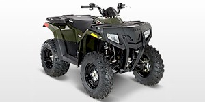 2010 Polaris Sportsman 400 H.O.
