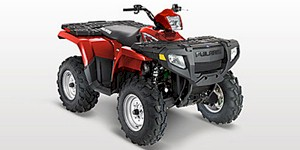 2010 Polaris Sportsman 500 H.O.