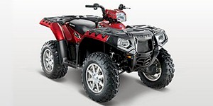 2010 Polaris Sportsman 850 XP With EPS