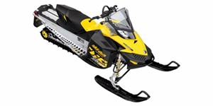 2010 Ski-Doo Renegade Backcountry 600 H.O. E-TEC